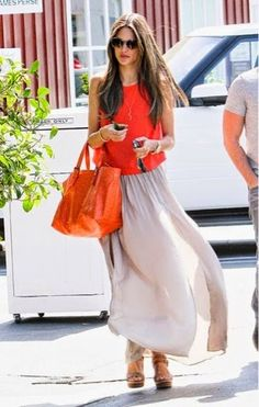 How to Chic: ALESSANDRA AMBROSIO STREET STYLE