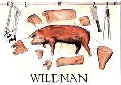 Pork Butchery Cuts Wildman Butchery - @Caren Wildman