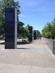 Nashville: Bicentennial Mall - The Wall - News - Bubblews