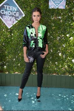 Maia Mitchell | Teen Choice Awards (2016)