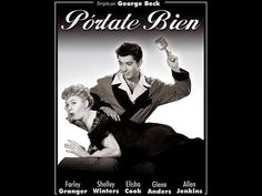 PORTATE BIEN ( BEHAVE YOURSELF, 1951, Full movie, Spanish, Cinetel)
