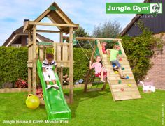 Jungle House - Playtowers