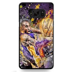 Kobe Bryan Spalding Basketball TATUM-6211 Samsung Phonecase Cover For Samsung Galaxy Note 7