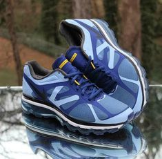 845c51c04d Nike Air Max+ 2012 Livestrong 487990-408 Prism Blue Men's Running Shoes  Size 10 #