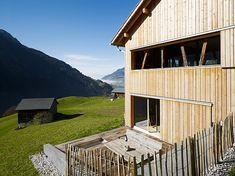 Ferienhaus | Marul, Vorarlberg, Austria | architektur.terminal hackl und klammer | photo by Marc Lins