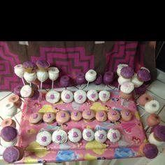 B-day cupcake CAKE!!!