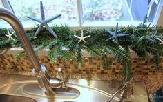 My Holiday Home Tour – How to Decorate on a Budget {Part 2}