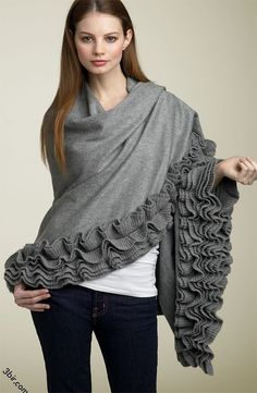 stylish love this ruana cape wrap