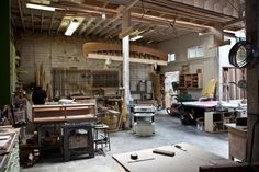 Portland Maker Space - apothecary and soap making, wood working