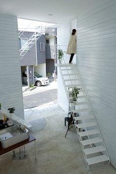 openhouse barcelona japan architecture ON design partners yokohama apartment 5