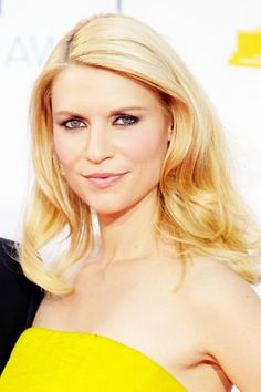 Emmy Awards 2012: Best in Beauty - Claire Danes
