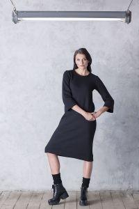 suknia SONG czarna