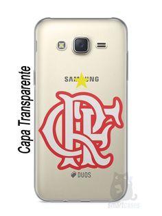 Capa Capinha Samsung J7 Time Flamengo #8 - SmartCases - Acessórios para celulares e tablets :)