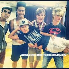Abby Gomez, IM SO GLAD I FOUND SOMEONE ON HERE WHO LOVES IM5, TOO! :D Thanks 4 following me:D To respond just send me a comment on one of your IM5 pics.