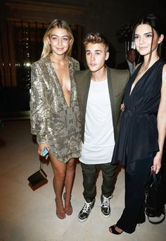 What a trio! Where were Biebs, Gigi and Kendall last night? http://asos.to/YMt9Cl