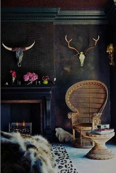 Take a look at our winter romantic dark & moody blog for great inspiration  http://www.wanderlusthome.co.uk/#!Dark-Moody-Interiorsnot-just-for-Halloween/c23rm/561965ec0cf2c3576e56daff