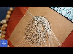 YouTube Lace Making, Bobbin Lace, Textile Art, Needlework, Videos, Gift Wrapping, Textiles, Crochet, Macrame