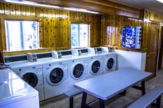 The Laundry in West Yellowstone.