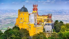 Les 10 plus beau palais et châteaux du monde