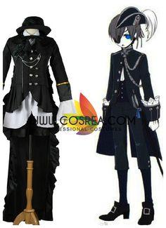 Black Butler Ciel 21 Cosplay Costume