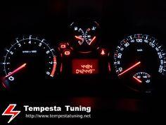 Il·luminació Peugeot 207 / Iluminación Peugeot 207 / Peugeot 207 lighting #TempestaTuning
