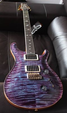 Aqua violet PRS