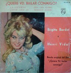 Henri Crolla Y André Hodeir - ¿Quiere Vd. Bailar Conmigo? (Vinyl) at Discogs
