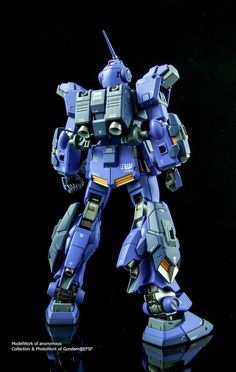HG 1/144 RX-80PR Pale Rider - Customized Build     Modeled by anonymous   Photowork by Gundam@EFSF