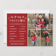 Christmas Photo Cards, Christmas Humor, Holiday Cards, Christmas Holidays, 3 Photo Collage, Jumping For Joy, Music Notes, Thing 1 Thing 2, Colorful Backgrounds