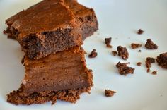 Paleo brownies are the answer to your next potluck dessert submission.