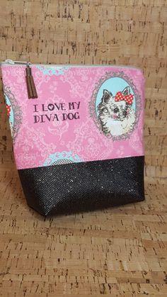 I Love Dogs, Drink Sleeves, Diva, Coin Purse, Purses, Wallet, My Love, Fashion, Handbags