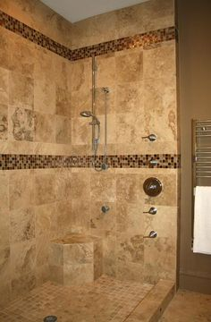 Tile Shower Designs mosaic shower tile design, pictures, remodel, decor and ideas