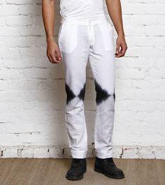White Linen Trousers #indianroots #menswear #trouser #linen #summerwear #casualwear