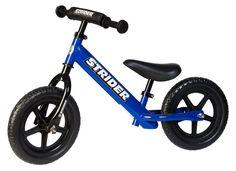 Strider – 12 Sport Balance Bike, Ages 18 Months to 5 Years