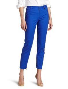 Calvin Klein Womens Cropped Trouser