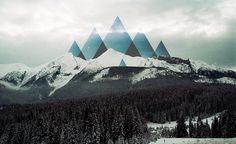 Kalnai by Jokūbas Mulerskas