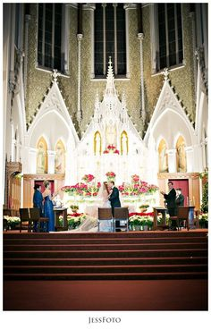 Just Married | New Year's Eve Wedding Inspiration Photos by JessFoto