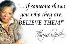 My favorite quote by Maya Angelou