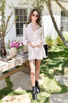 Kaia Gerber Shows Us How To Mix Girly With Edgy | Le Fashion | Bloglovin'