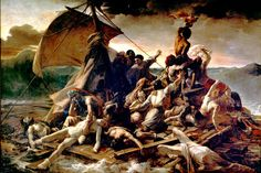 The Raft of Medusa by Théodore Géricault | my daily art display