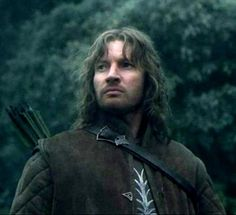 Ranger of Ithilien, Captain of Gondor;  he will be Prince of my Ithilien Board.  just sayin........