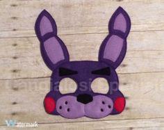 FNAF. Bonnie. Mask