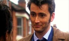 David Tennant Photo Of The Day - 7th December 2014: As the Tenth Doctor in 'The Doctor's Daughter' - May 2008