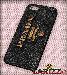 "Prada Logo for iphone 4/4s/5/5s/5c/6/6 , Samsung S3/S4/S5/S6, iPad 2/3/4/Air/Mini, iPod 4/5, Samsung Note 3/4 Case ""007"""
