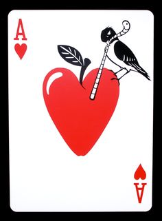 The Ace of Hearts. Emmanuel Jose