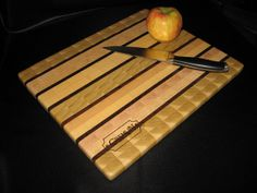 End grain cutting board by GremlinWorkshop on Etsy, $70.00 - gorgeous boards!