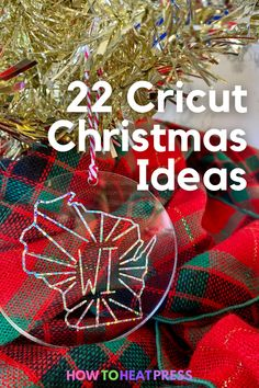 Put that amazing Cricut machine to work this holiday season! Find inspiration for gifts, Christmas decorations, and relaxing crafts to complete this holiday season. Most projects can be made with any Cricut machine, don't be shy if you're new and just unboxing your baby Cricut Joy!