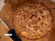 Spiced Apple Pie, 2 Videos | Food How to's and ideas | Martha Stewart