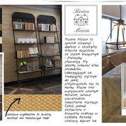 Riviera Maison nasza nowa marka w nieco surowszej, niż przyzwyczajeni są jej miłośnicy, odsłonie! Czarne metalowe konstrukcje mebli i oświetlenia podobają się nam bardzo