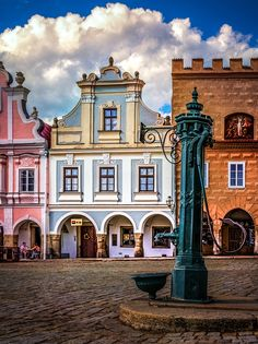 Telc in Czech Republic